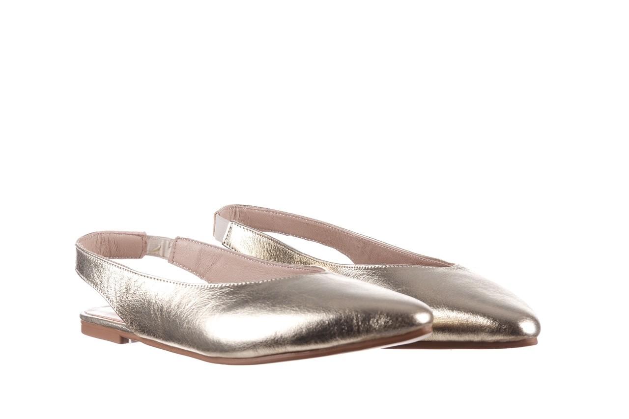 Sandały bayla-161 093 388 4034 gold, złoty, skóra naturalna - sandały - buty damskie - kobieta 8