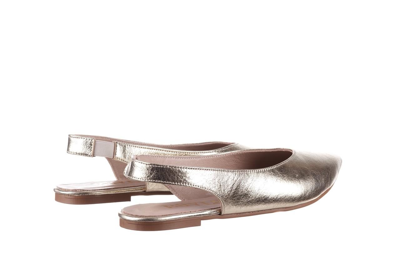 Sandały bayla-161 093 388 4034 gold, złoty, skóra naturalna - sandały - buty damskie - kobieta 10