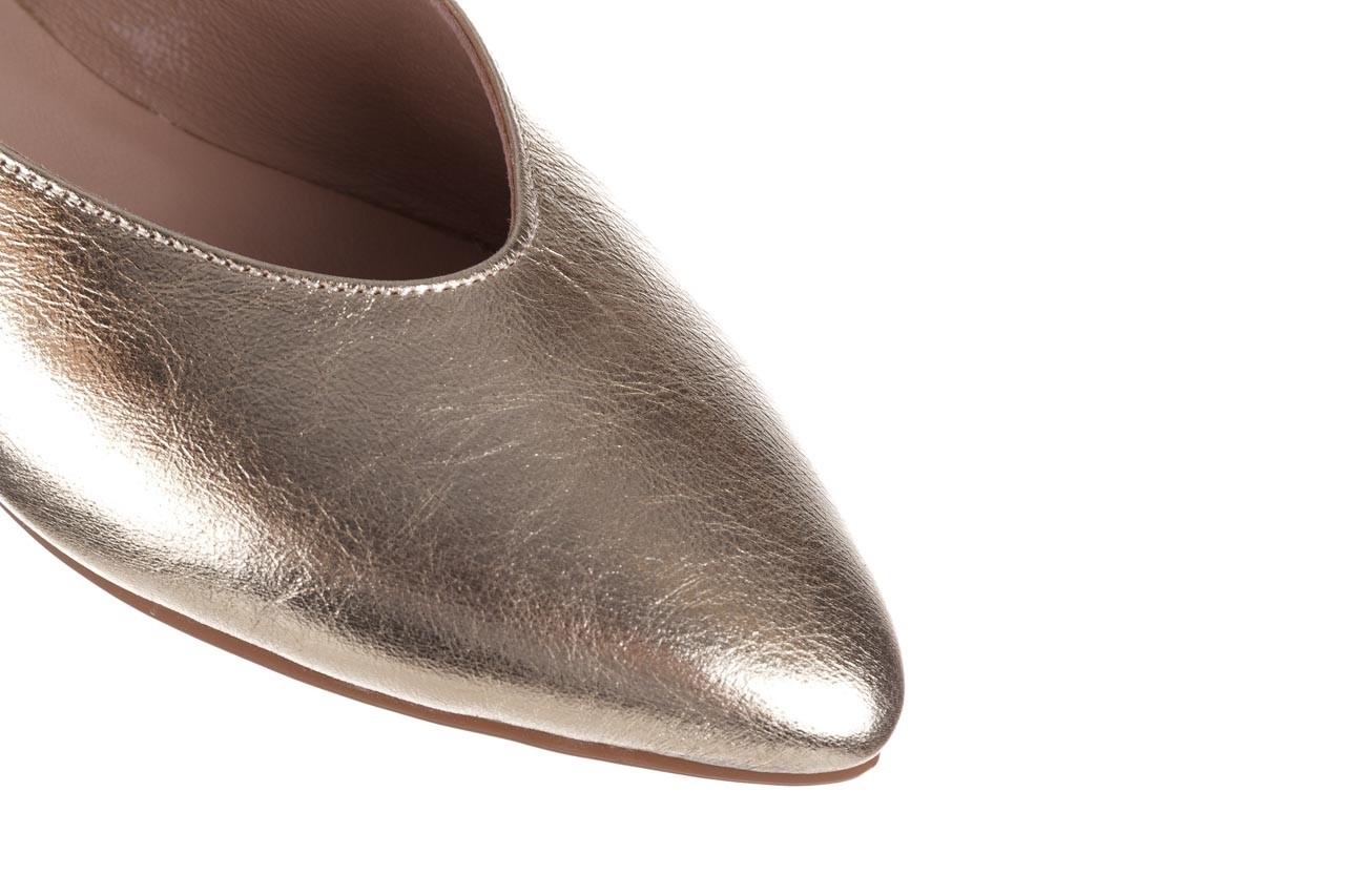 Sandały bayla-161 093 388 4034 gold, złoty, skóra naturalna - sandały - buty damskie - kobieta 12