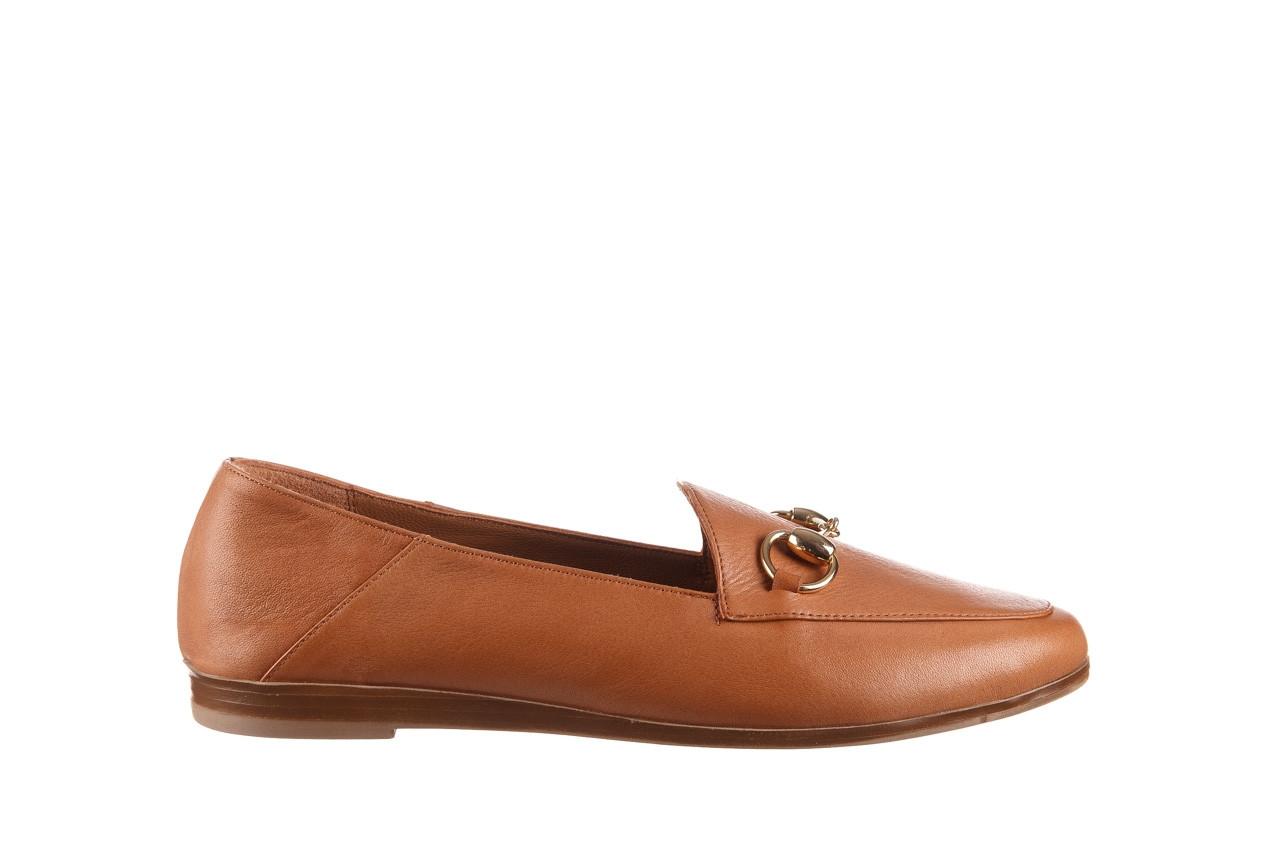 Półbuty bayla-161 138 80127 tan 21 161226, brąz, skóra naturalna  - skórzane - półbuty - buty damskie - kobieta 8