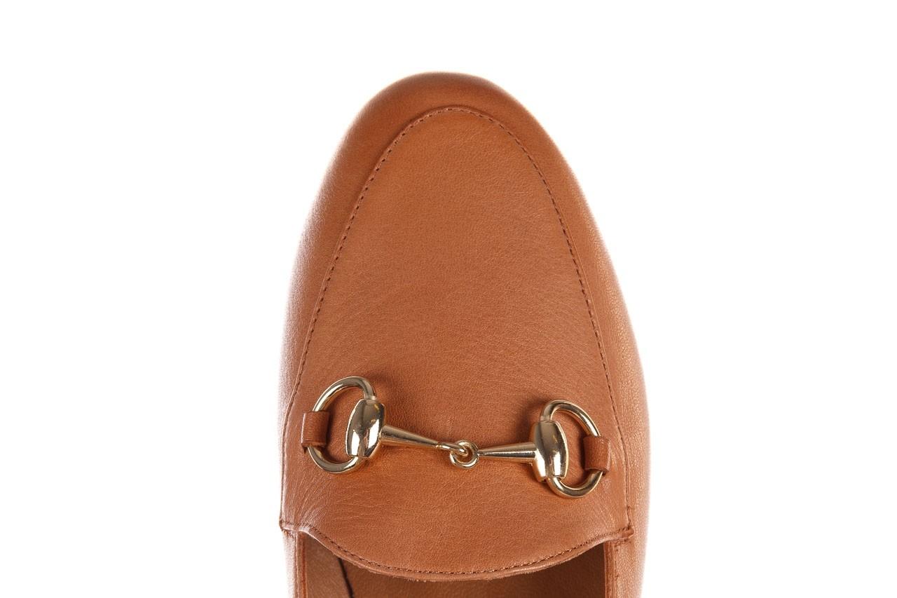 Półbuty bayla-161 138 80127 tan, brąz, skóra naturalna - skórzane - półbuty - buty damskie - kobieta 13