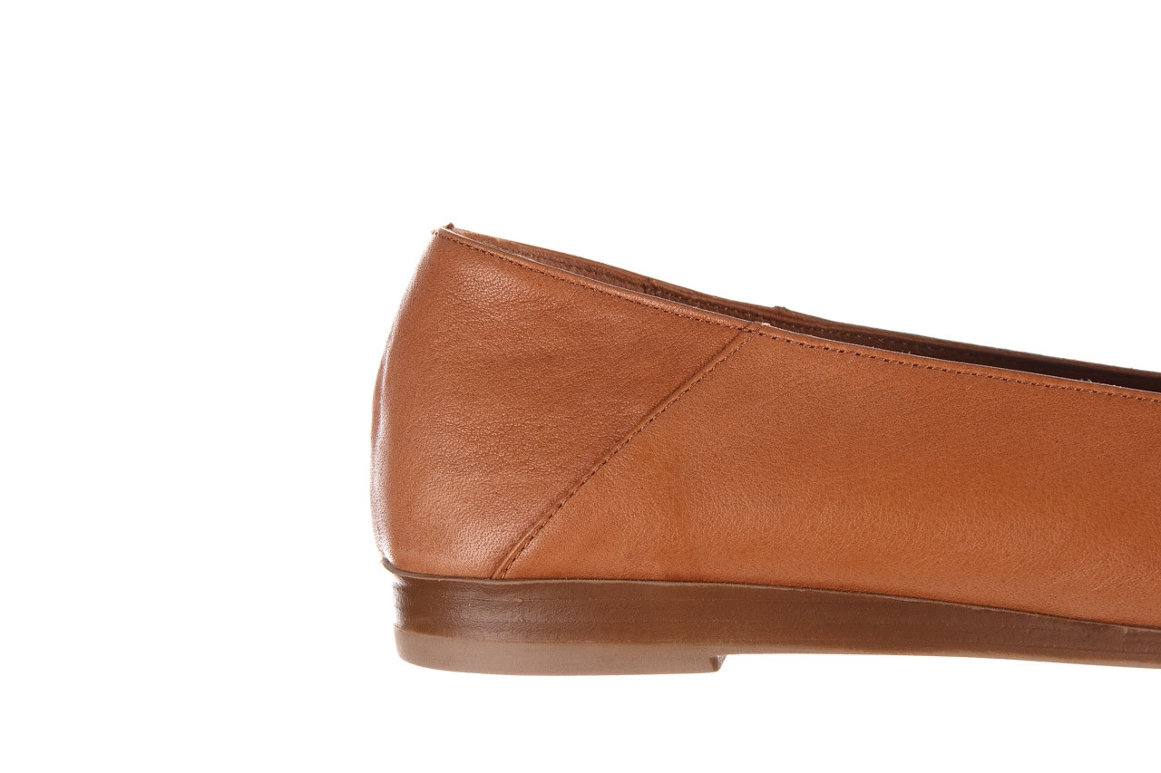 Półbuty bayla-161 138 80127 tan 21 161226, brąz, skóra naturalna  - skórzane - półbuty - buty damskie - kobieta 15