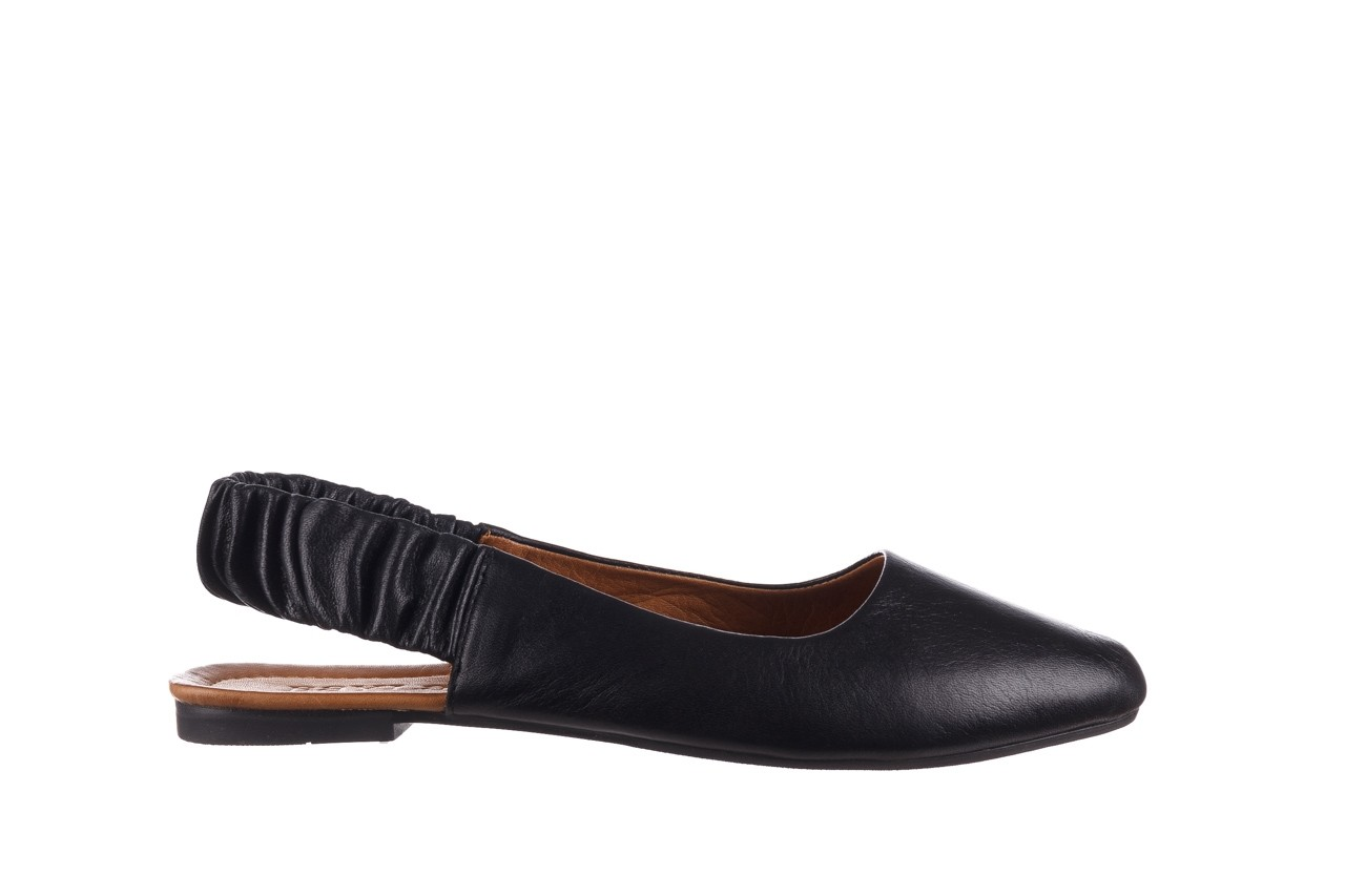 Sandały bayla-161 066 730 367 black, czarny, skóra naturalna  - sandały - buty damskie - kobieta 7