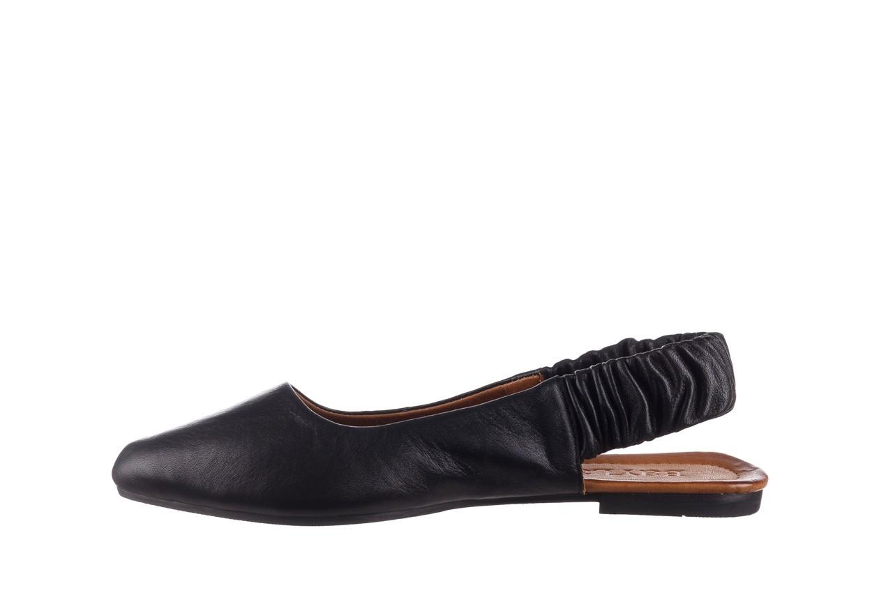 Sandały bayla-161 066 730 367 black, czarny, skóra naturalna  - sandały - buty damskie - kobieta 9