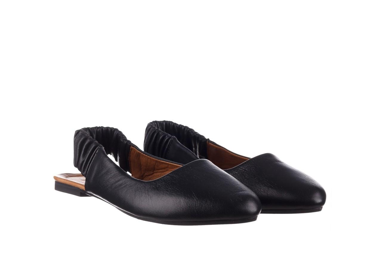 Sandały bayla-161 066 730 367 black, czarny, skóra naturalna  - sandały - buty damskie - kobieta 8
