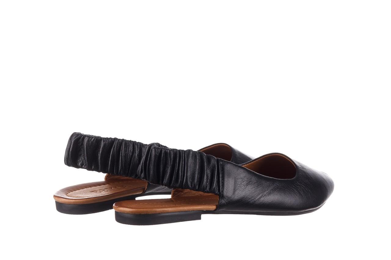 Sandały bayla-161 066 730 367 black, czarny, skóra naturalna  - sandały - buty damskie - kobieta 10