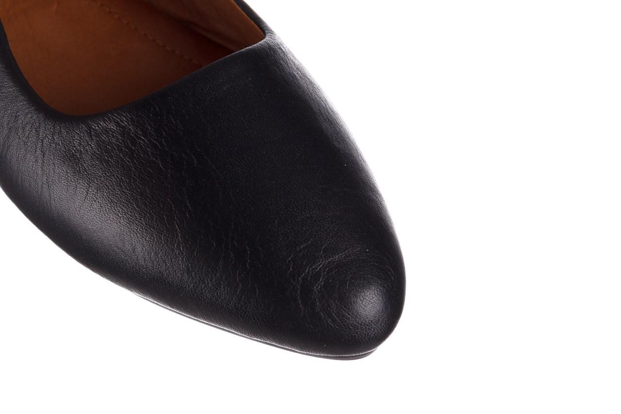Sandały bayla-161 066 730 367 black, czarny, skóra naturalna  - sandały - buty damskie - kobieta 12