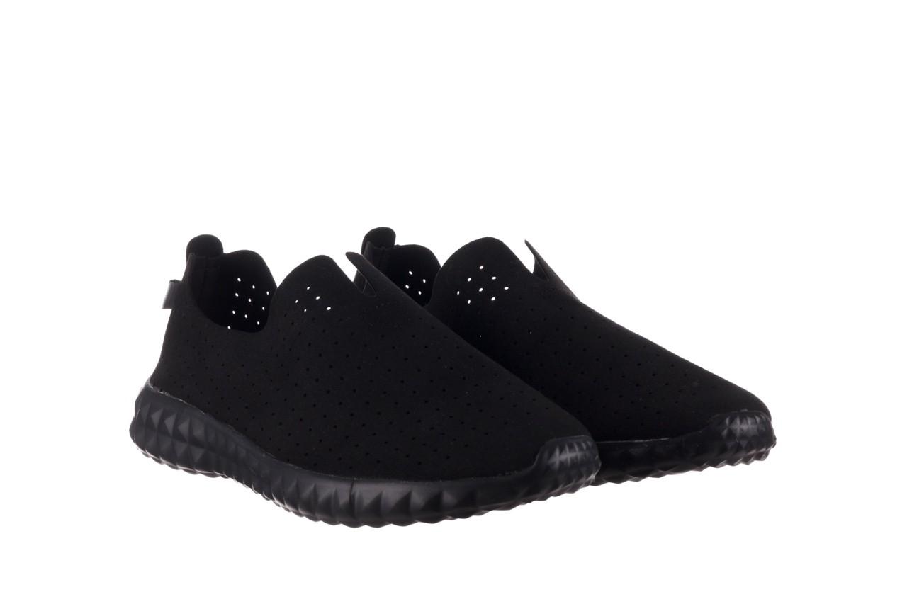Półbuty rock mandalay black, czarny, materiał - półbuty - buty damskie - kobieta 9