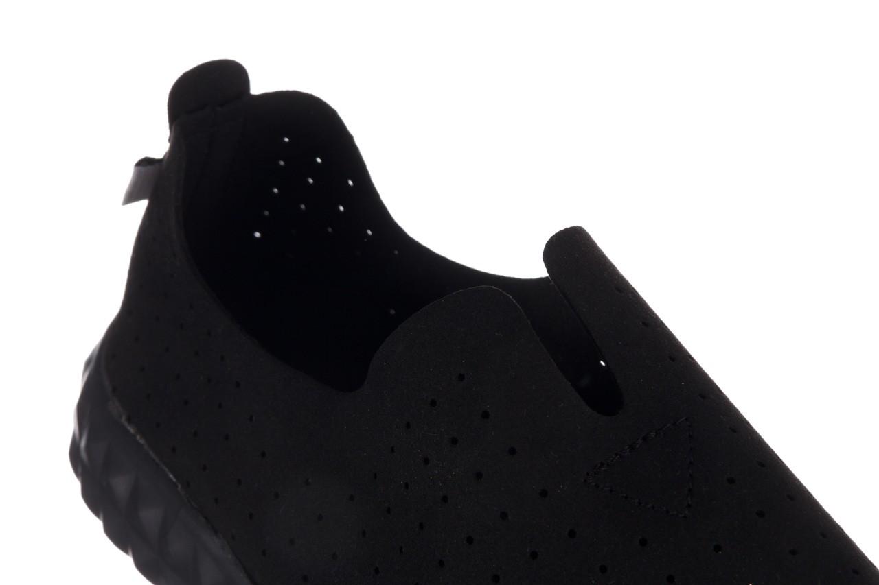 Półbuty rock mandalay black, czarny, materiał - półbuty - buty damskie - kobieta 14