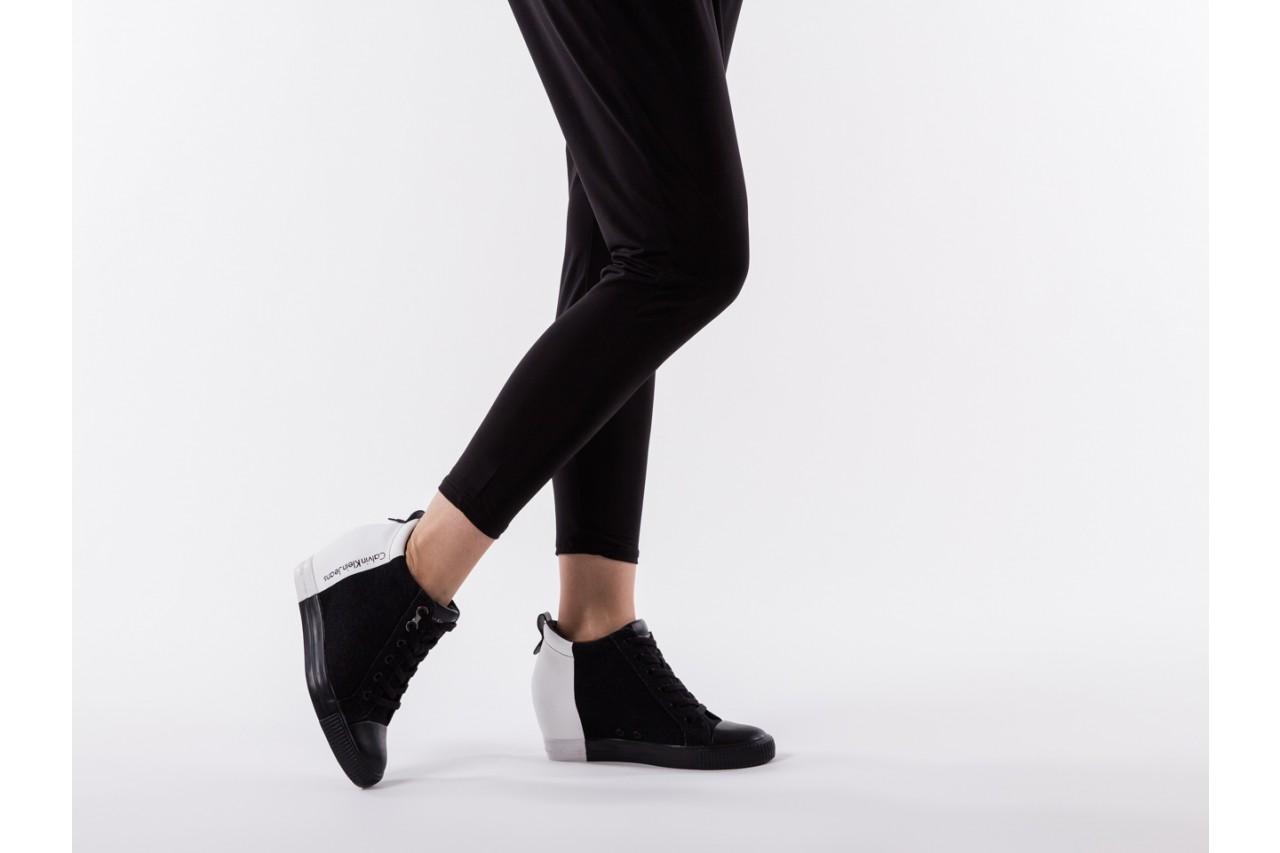 Calvin klein jeans rizzo denim black-off white - calvin klein jeans - nasze marki 13