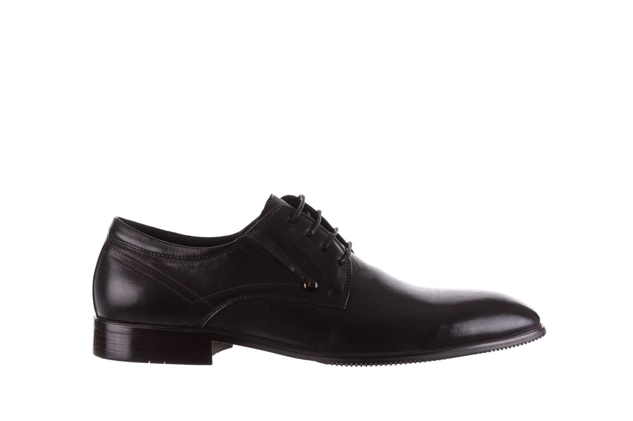 Półbuty brooman b-545 black, czarny, skóra naturalna - bayla exclusive - trendy - mężczyzna 7