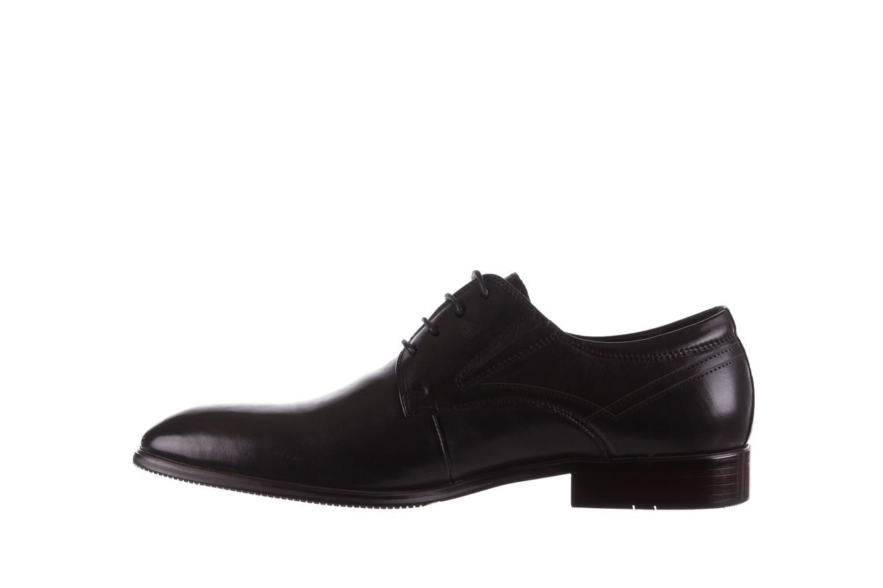 Półbuty brooman b-545 black, czarny, skóra naturalna - bayla exclusive - trendy - mężczyzna 9