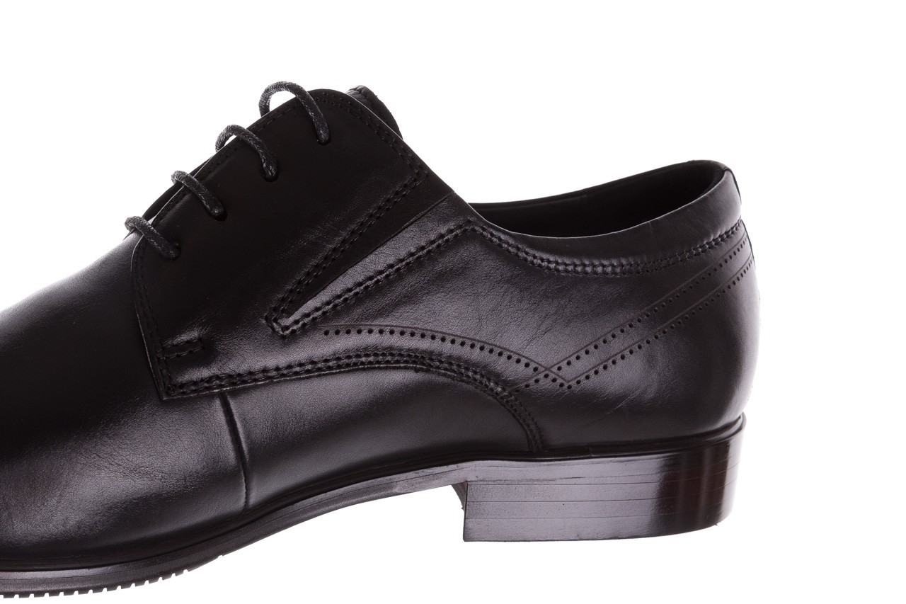 Półbuty brooman b-545 black, czarny, skóra naturalna - bayla exclusive - trendy - mężczyzna 13