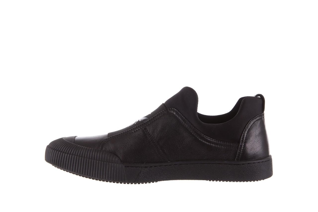 Trampki john doubare s8016-f37517-1 black, czarny, skóra naturalna - bayla exclusive - trendy - mężczyzna 10