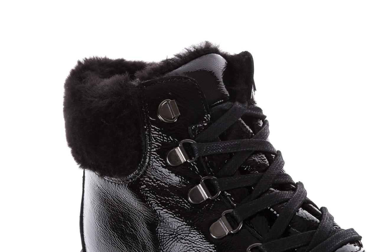 Trzewiki imac 205700 black czarny, skóra naturalna lakierowana - imac  - nasze marki 15