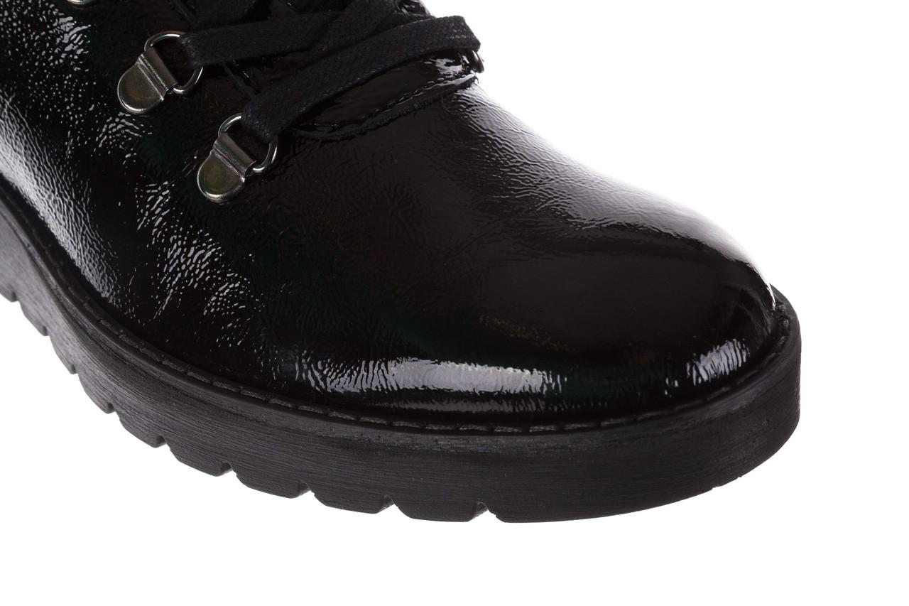 Trzewiki imac 205700 black czarny, skóra naturalna lakierowana - imac  - nasze marki 13