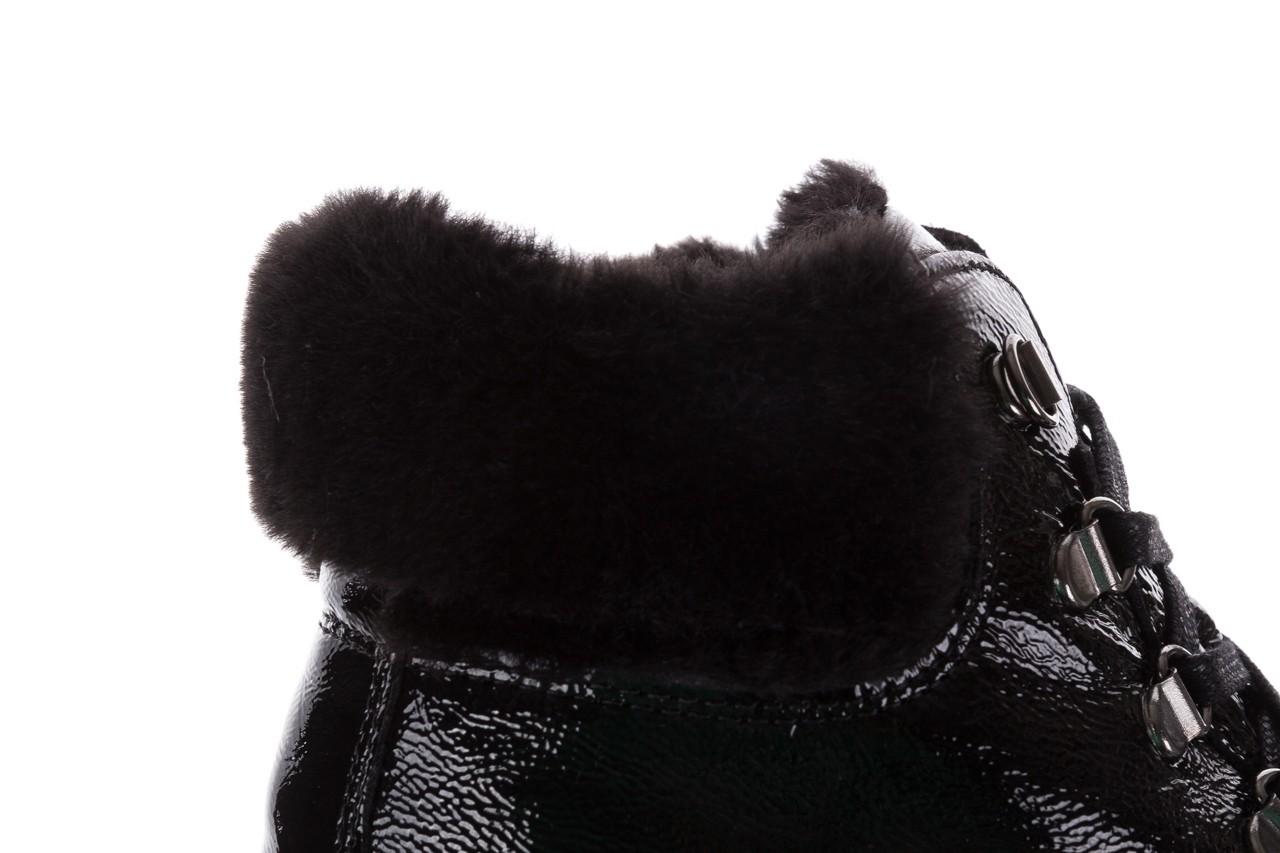 Trzewiki imac 205700 black czarny, skóra naturalna lakierowana - imac  - nasze marki 14