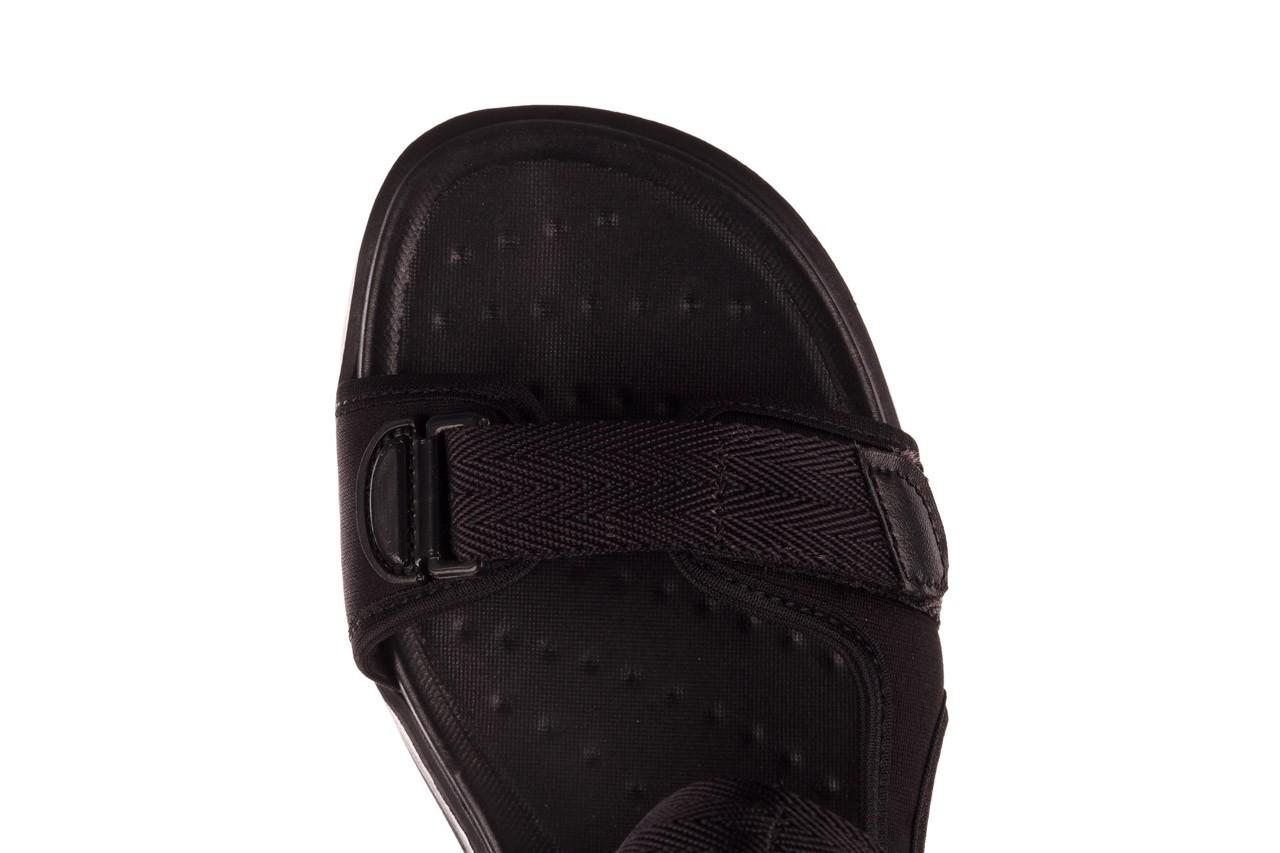 Sandały azaleia 330 560 black, czarny, materiał  - kobieta 15