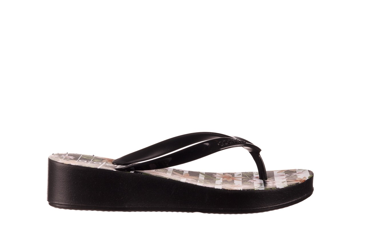 Klapki azaleia 239 464 black black, czarny, guma  - klapki - buty damskie - kobieta 9