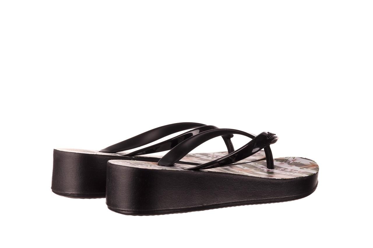 Klapki azaleia 239 464 black black, czarny, guma  - klapki - buty damskie - kobieta 12