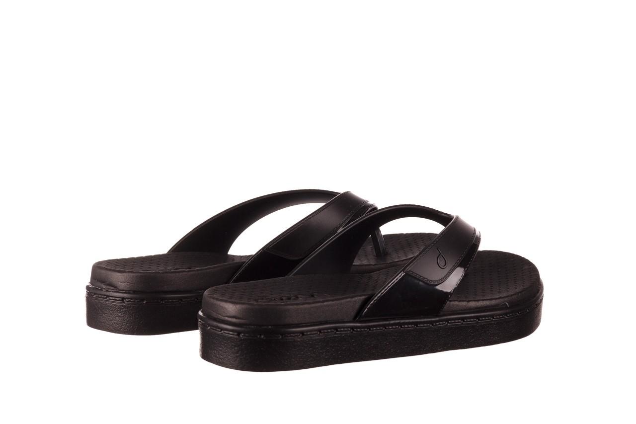 Klapki dijean 286 248 black black, czarny, guma - dijean - nasze marki 11