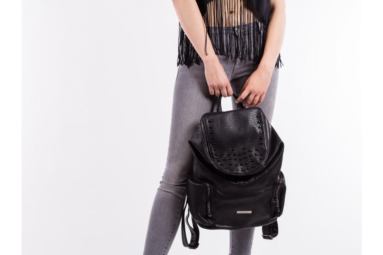 Plecak bayla-150 plecak s16-278 black, czarny, skóra ekologiczna  - akcesoria - kobieta 11
