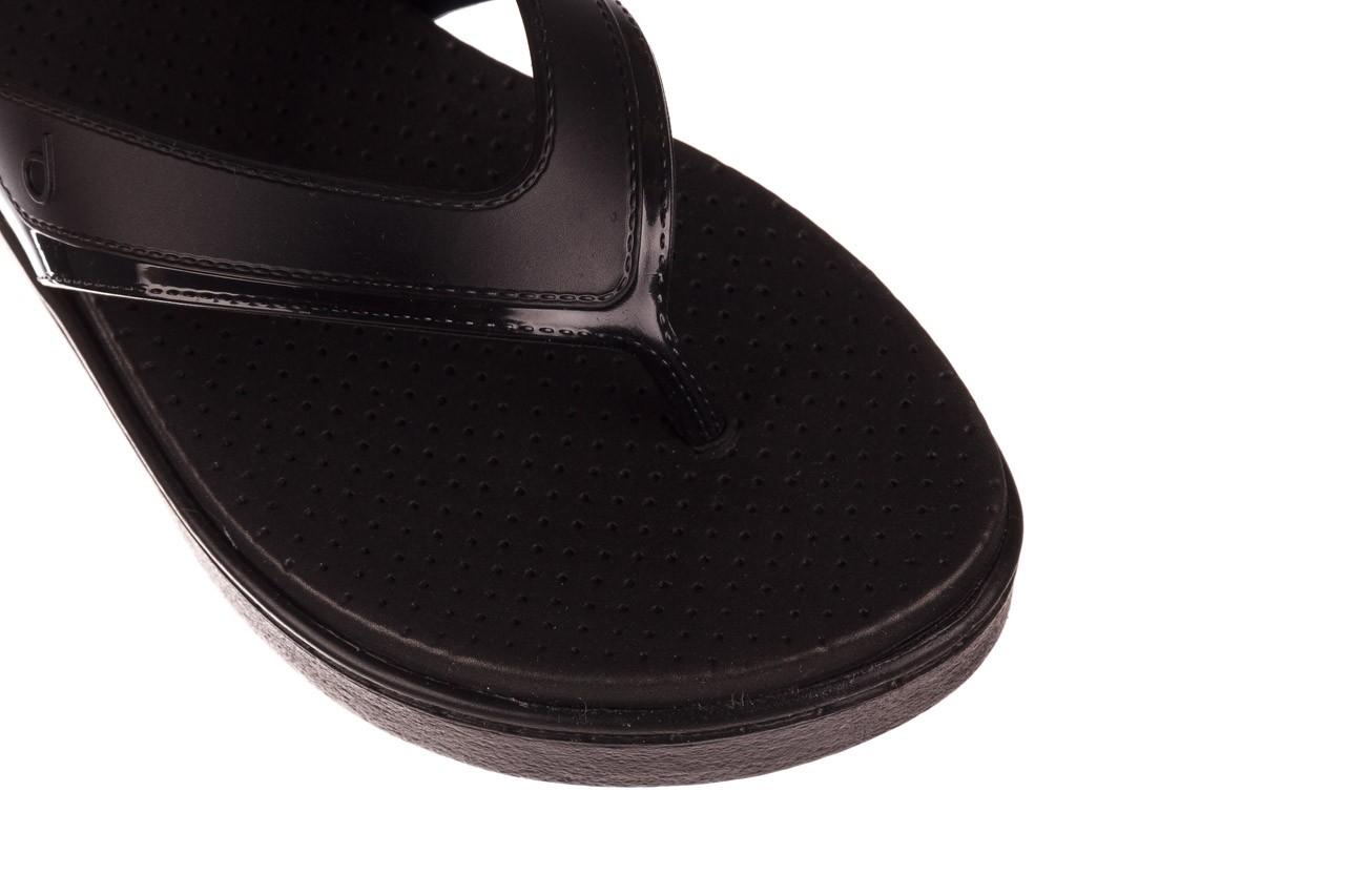 Klapki dijean 286 248 black black, czarny, guma - dijean - nasze marki 13