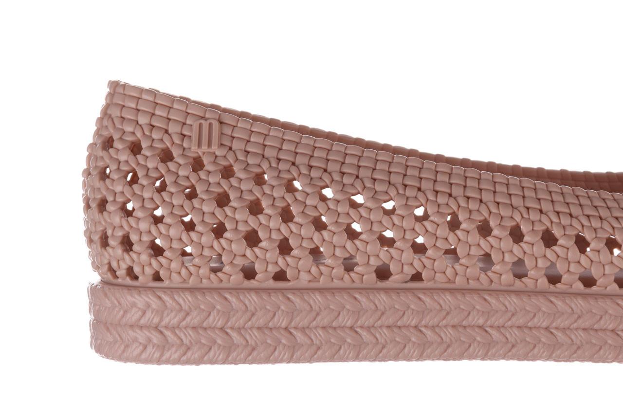 Baleriny melissa camilla jason wu ad light pink 010334, róż, guma - baleriny - melissa - nasze marki 15