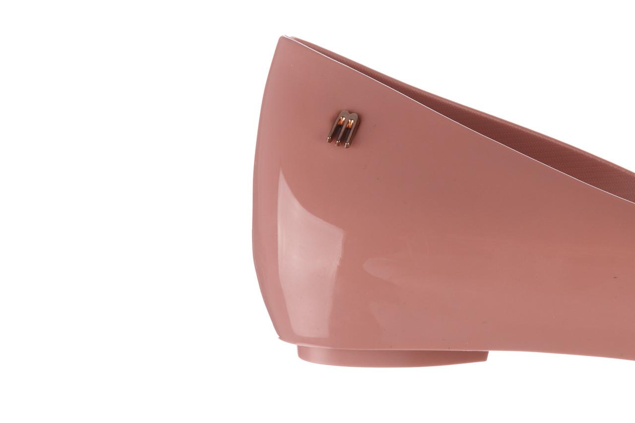 Baleriny melissa ultragirl sweet xviii ad pink pink glitter 010328, róż, guma - kobieta 13