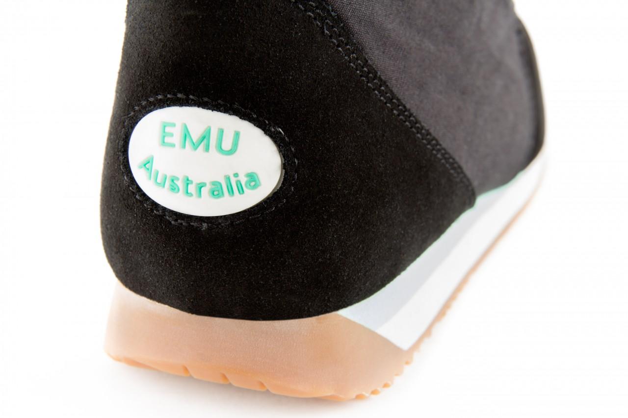 Botki emu kanama lo black, czarny, skóra naturalna - emu - nasze marki 12