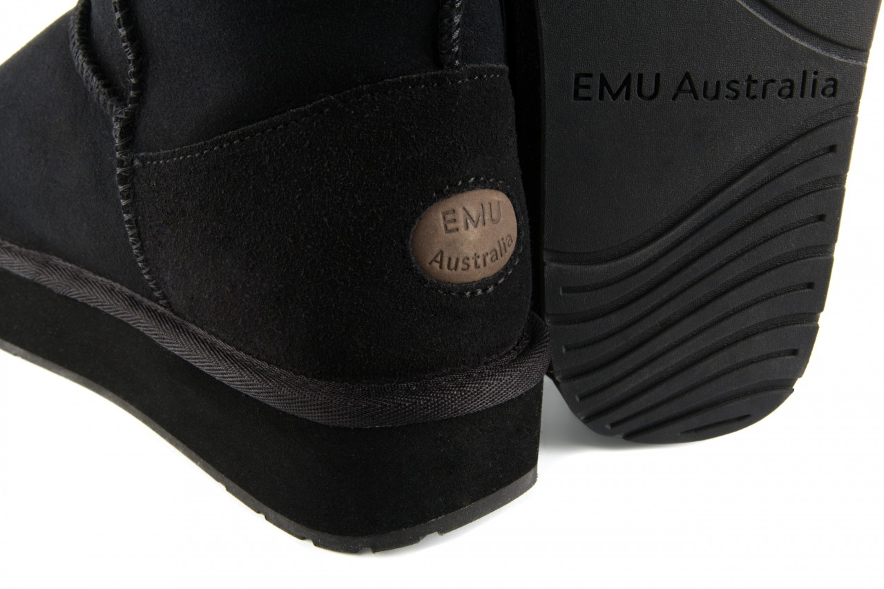 Emu stinger lo flatform black - emu - nasze marki 9