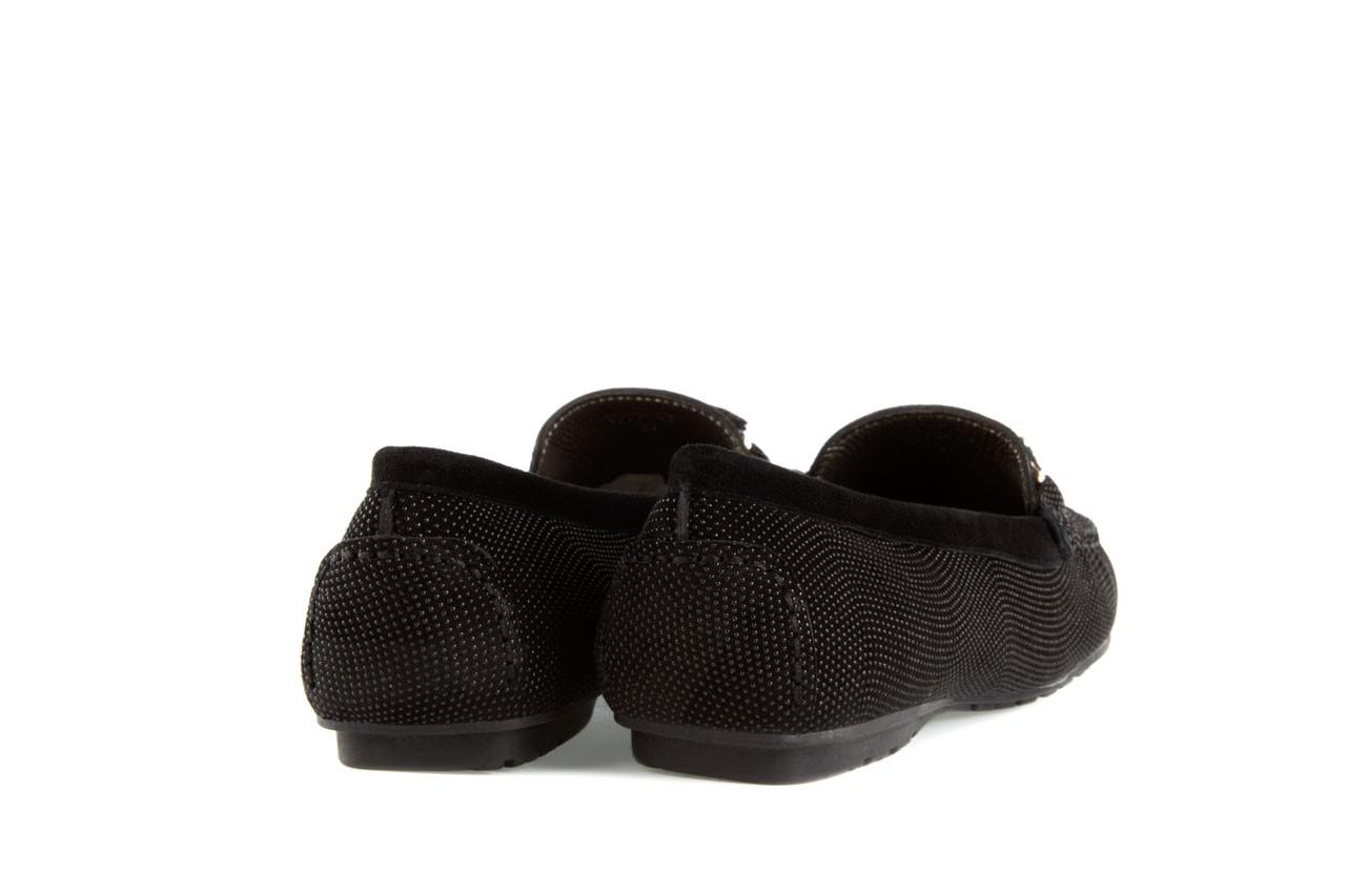 Bayla-018 1537-43 black grain epoxy kid suede - bayla - nasze marki 9