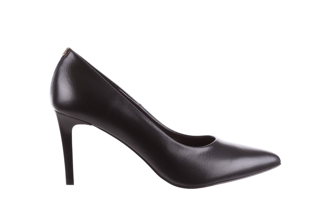 Czółenka bayla-056 1816-08 czarne 20, skóra naturalna  - szpilki - buty damskie - kobieta 6