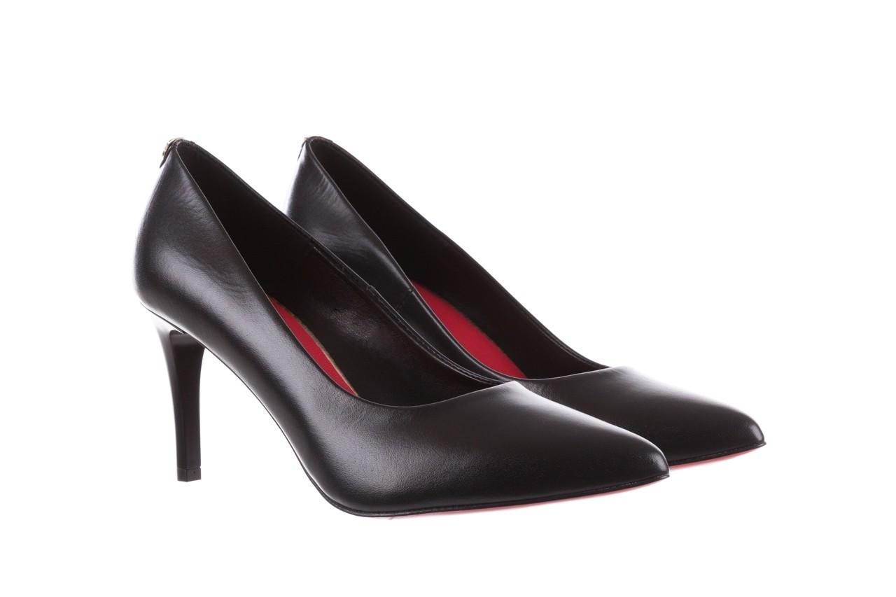 Czółenka bayla-056 1816-08 czarne 20, skóra naturalna  - szpilki - buty damskie - kobieta 7