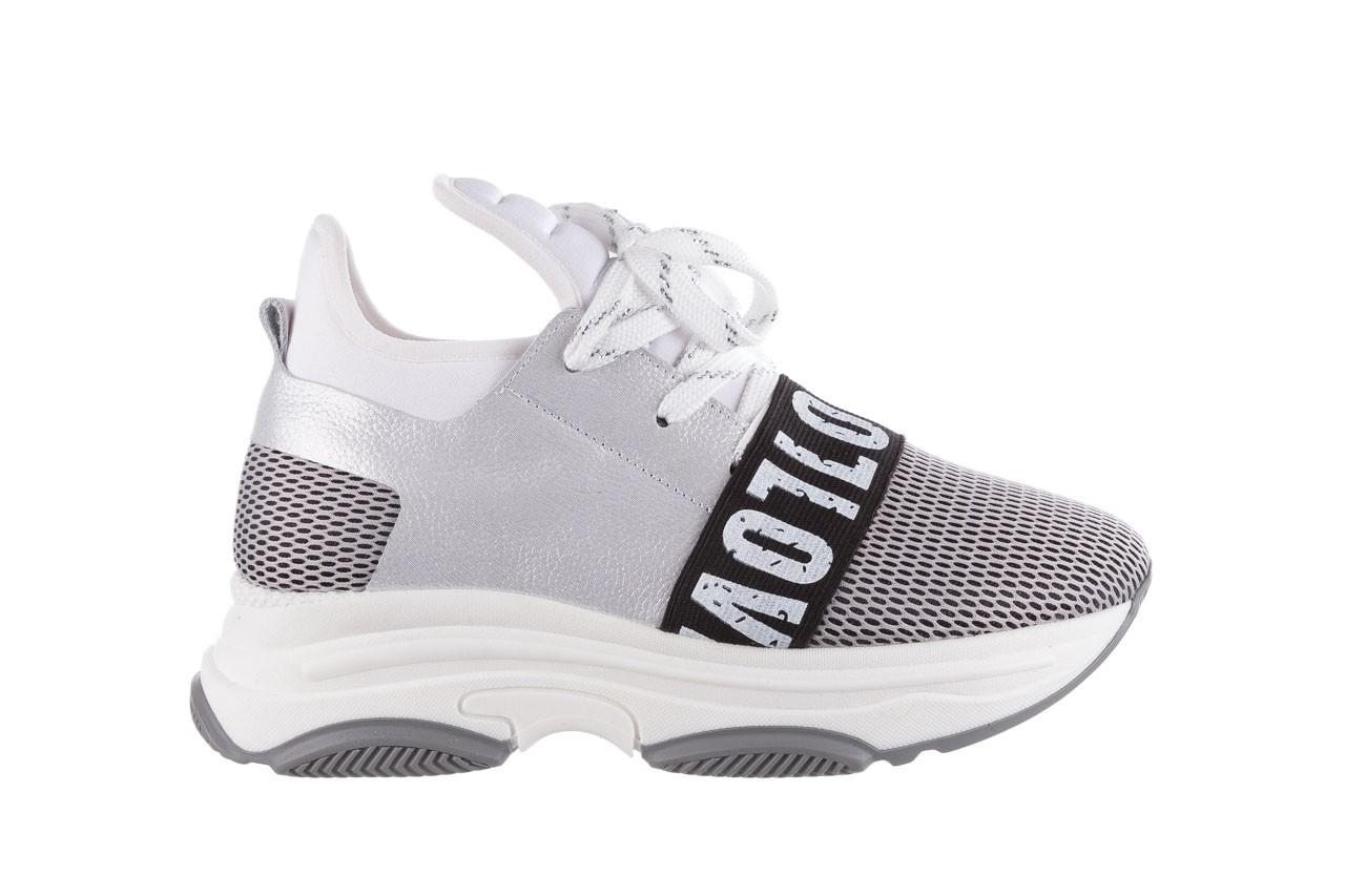Sneakersy bayla-155 385-2800 popielate, materiał - bayla - nasze marki 8