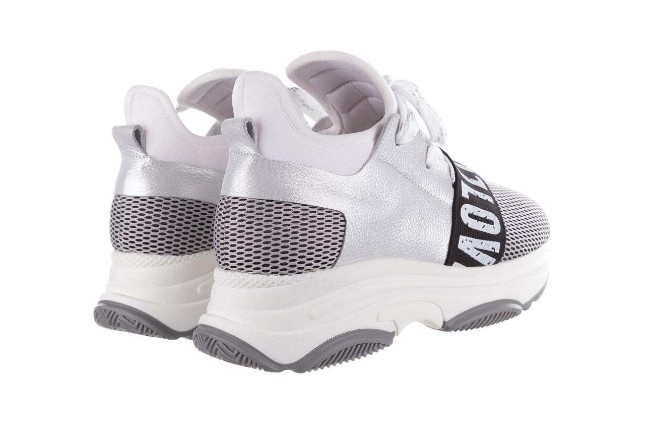 Bayla-155 385-2800 popielate sneakersy 19 - sneakersy - buty damskie - kobieta 11