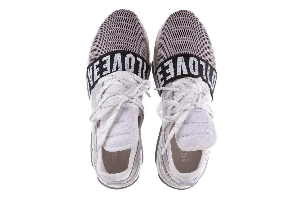 Sneakersy bayla-155 385-2800 popielate, materiał - bayla - nasze marki 12