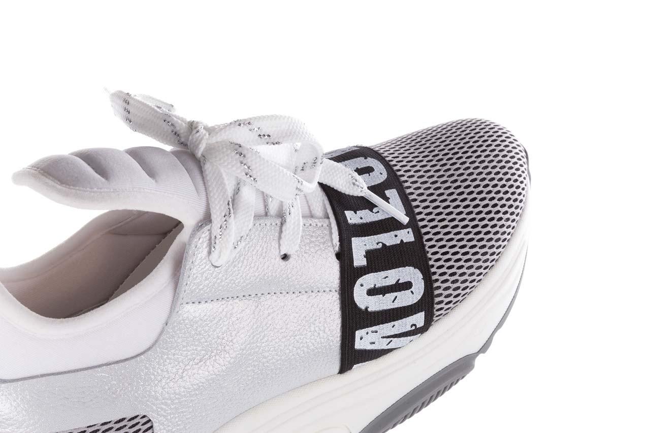 Sneakersy bayla-155 385-2800 popielate, materiał - bayla - nasze marki 13