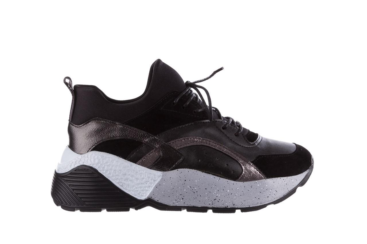 Sneakersy bayla-155 385-2758 czarne, skóra ekologiczna - bayla - nasze marki 8