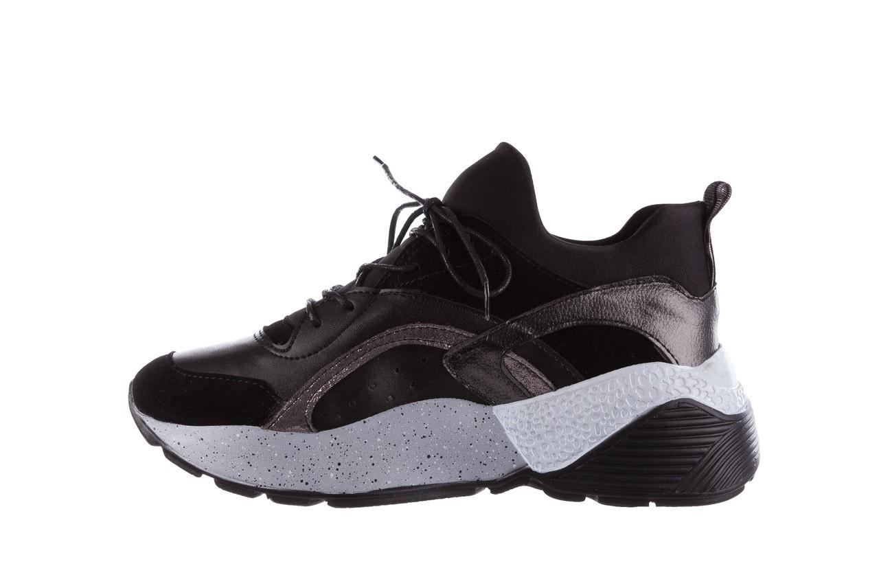 Sneakersy bayla-155 385-2758 czarne, skóra ekologiczna - bayla - nasze marki 10