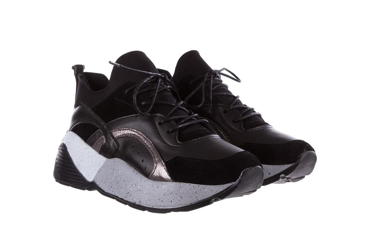 Bayla-155 385-2758 czarne sneakersy 19 - obuwie sportowe - dla niej  - sale 9