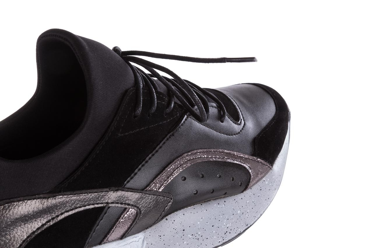 Bayla-155 385-2758 czarne sneakersy 19 - obuwie sportowe - dla niej  - sale 14