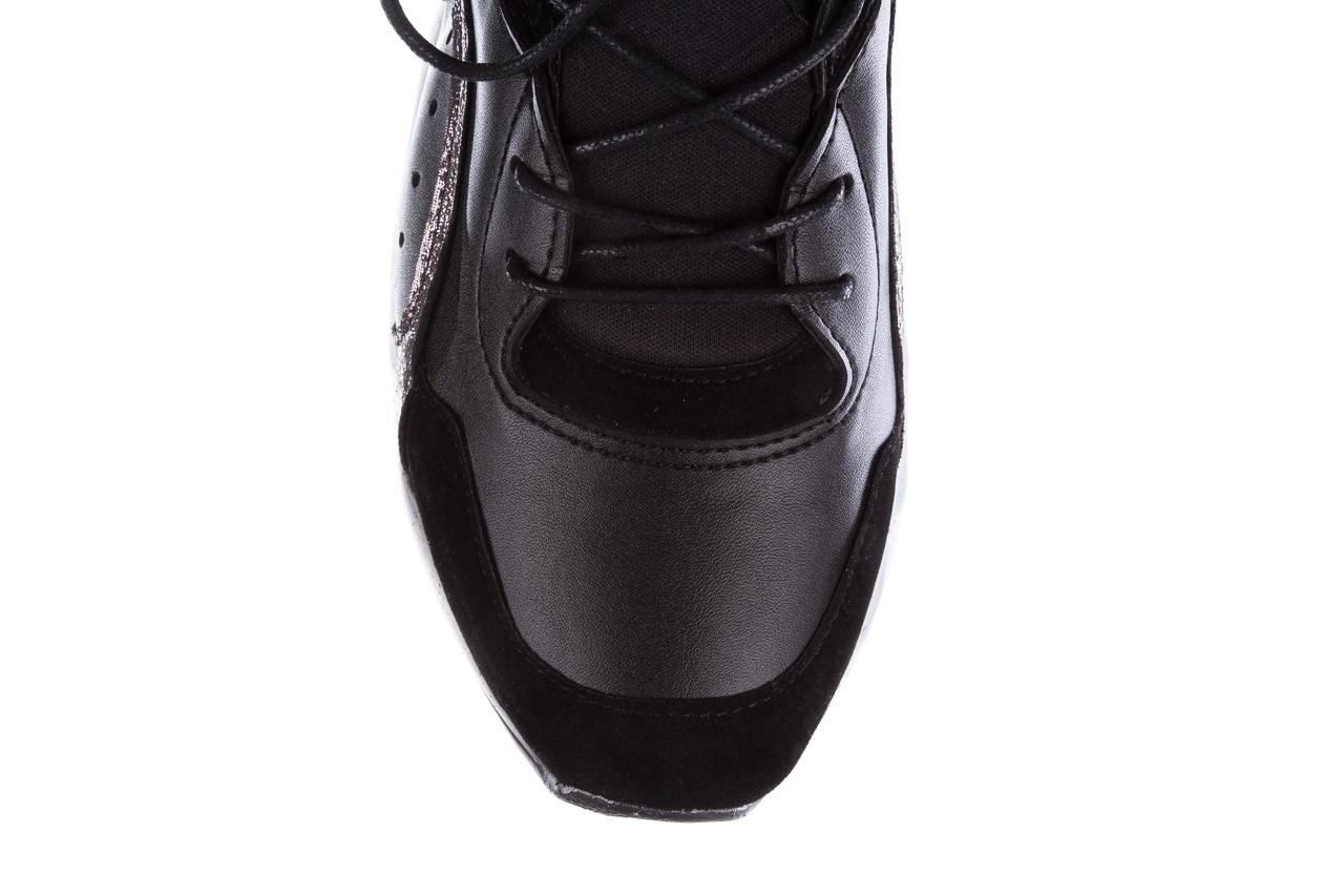 Bayla-155 385-2758 czarne sneakersy 19 - obuwie sportowe - dla niej  - sale 15