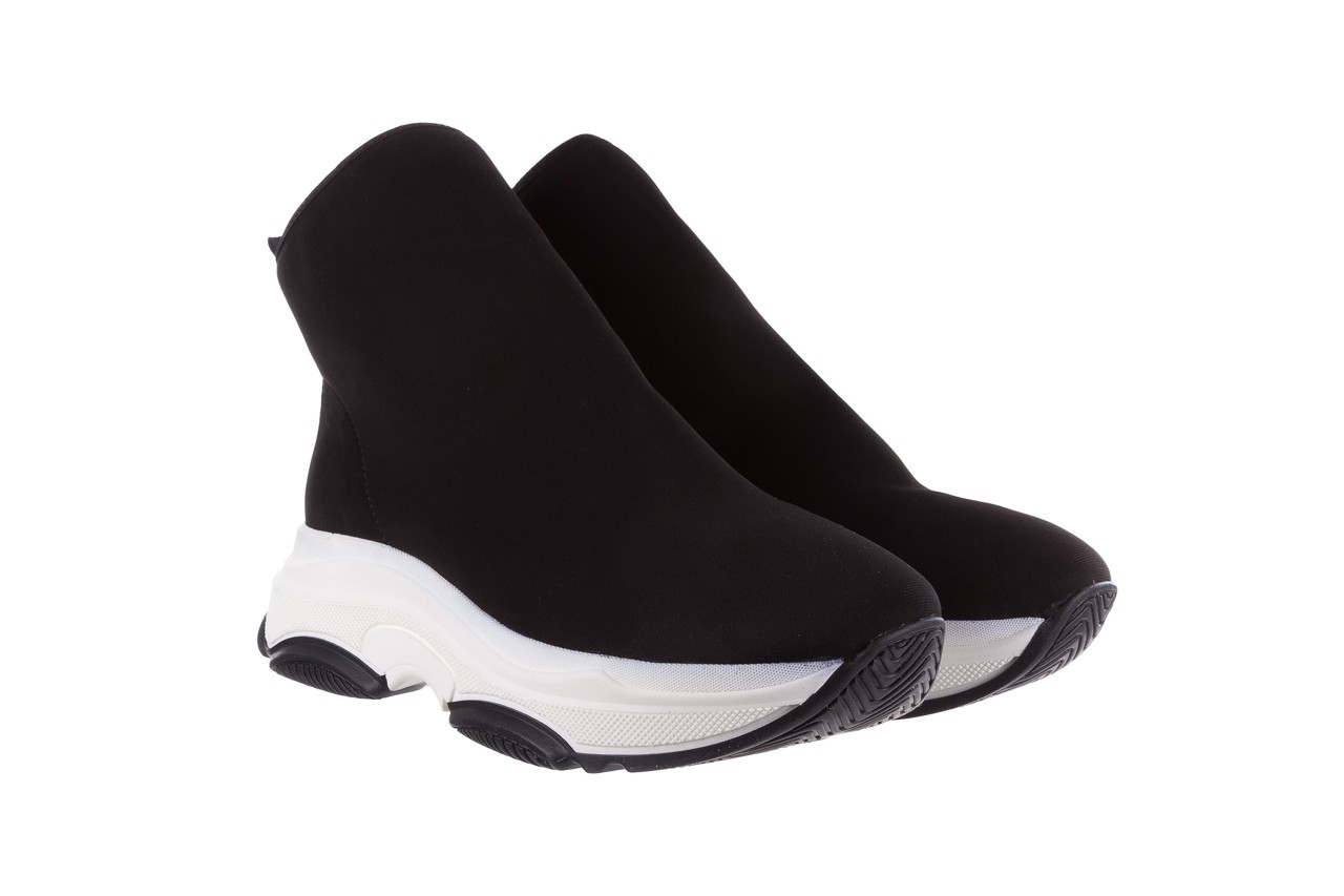 Sneakersy bayla-155 001-002 czarne, materiał - bayla - nasze marki 9