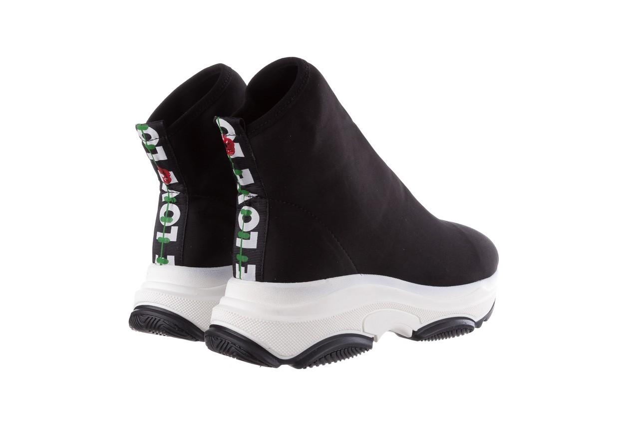 Sneakersy bayla-155 001-002 czarne, materiał - bayla - nasze marki 11
