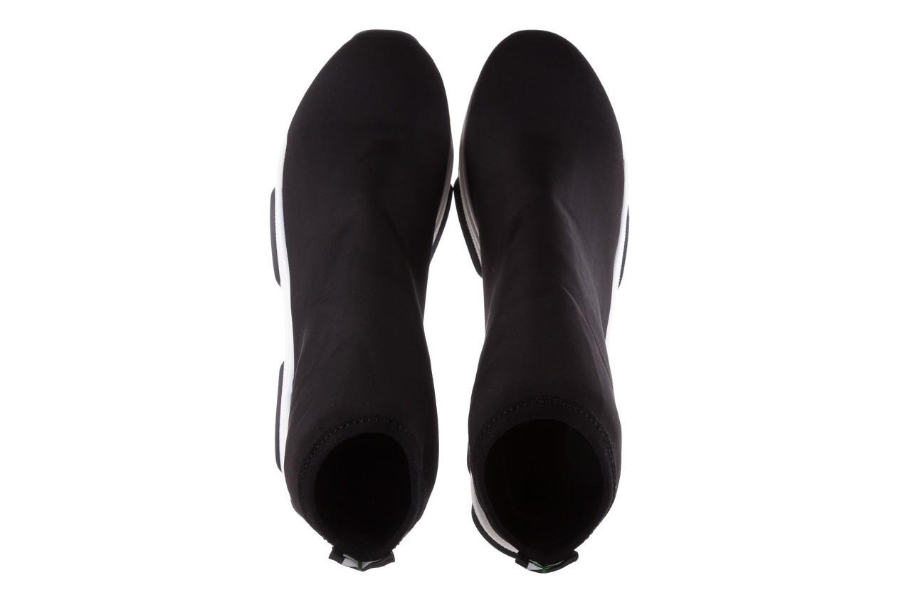 Sneakersy bayla-155 001-002 czarne, materiał - bayla - nasze marki 12