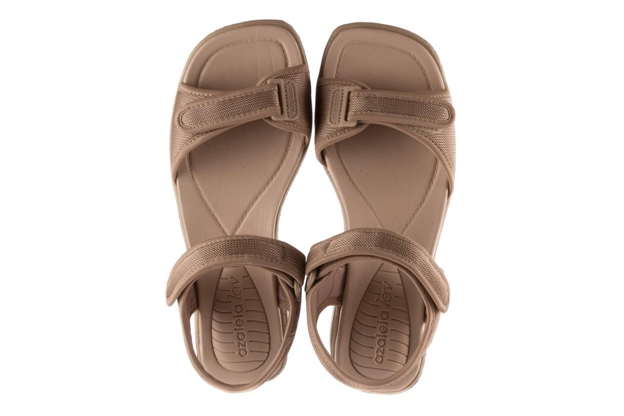 Sandały azaleia 320 321 beige 19, beż, materiał - azaleia - nasze marki 11