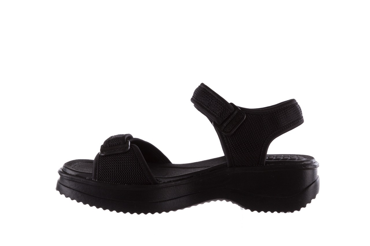 Sandały azaleia 320 321 black 19, czarny, materiał - azaleia - nasze marki 9