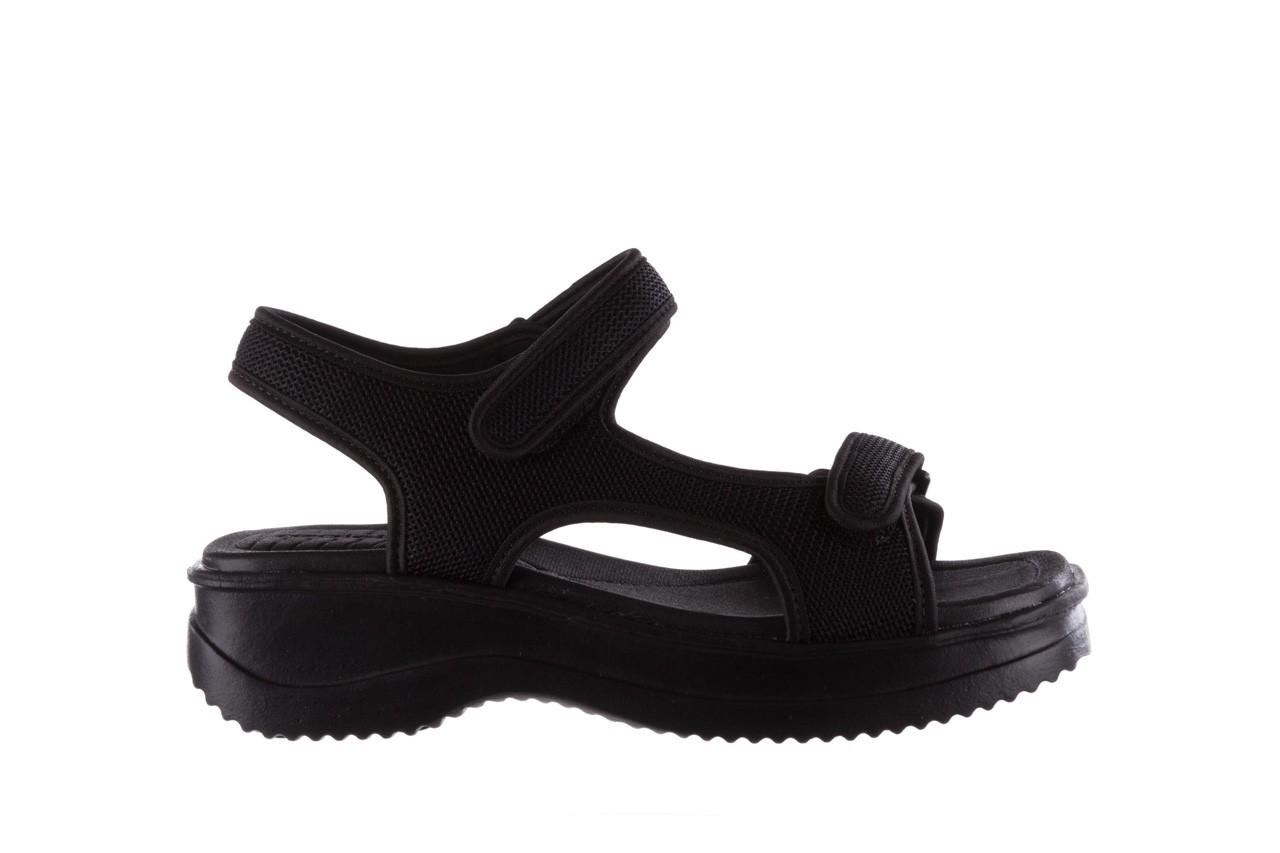 Sandały azaleia 320 323 black 19, czarny,  materiał - azaleia - nasze marki 7
