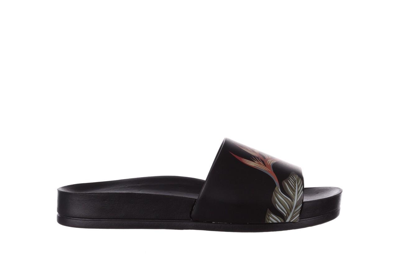 Klapki azaleia 290 196 black-orange, czarny, guma - azaleia - nasze marki 7